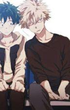 You are MY Deku | BakuDeku | KastuDeku | BNHA by _FourEyedCai_