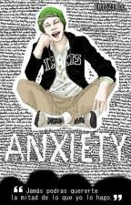 Anxiety ( Ziall Horlik ) by ThisZiall