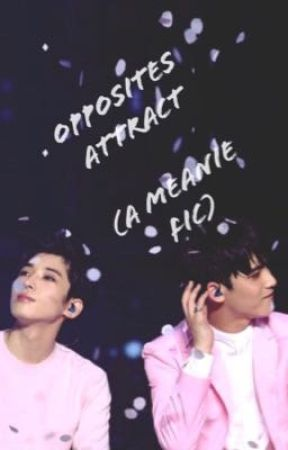 4b75972b274 Opposites Attract (A Meanie Fic) - Not so Easy - Wattpad