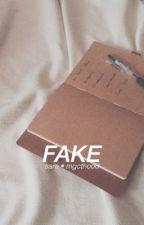 Fake ➢ CAKE by mgcthood