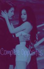 Complete Opposites (Jennie x Sehun) by bluebird_11