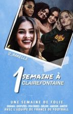 1 SEMAINE À CLAIREFONTAINE [équipe de france] by WHATSPOPPIIN