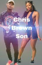 Chris Brown Son by its_ya_girl_tete