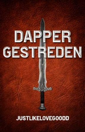 Dapper Gestreden.  by JustLikeLovegoodd