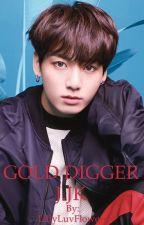 GOLD DIGGER • J.JK by LillyLuvFlowers
