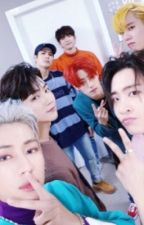 Got7 texting!  by got7_for7