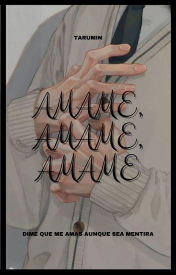 Love me, love me, love me • JK/JM