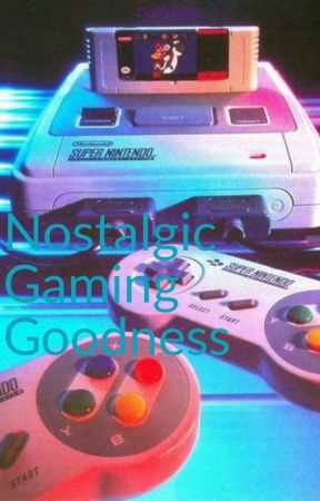 Nostalgic Gaming Goodness by DullSunrise