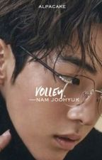 volley.' | nam joohyuk by alpacake