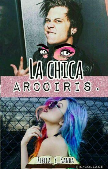 LA CHICA ARCOIRIS (elrubius y tu) (finalizada)