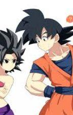 Mi felicidad es contigo (Goku x Caulifla) by saiyan333ssj