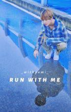 Run With Me • Taehyung.「 Hoàn 」 by _withyumi_