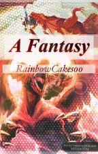 A Fantasy {KatsuDeku Au} by RainbowCakes00