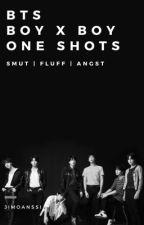 BTS BoyxBoy Oneshots  by jimoanssi