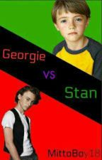 Georgie vs Stan by MittoBoy18