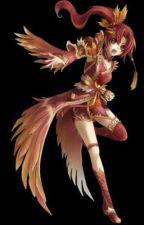 The Phoenix Sin of Vanity by KaelynUrsinSmith