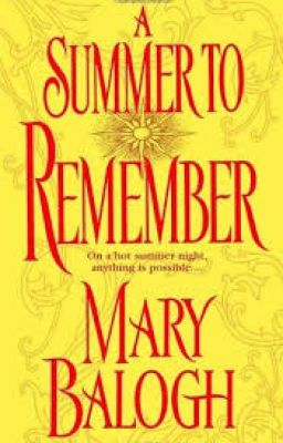 Đọc truyện A Summer to Remember - Mary Balogh