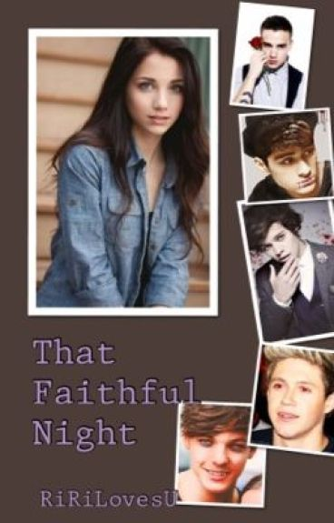 That Faithful Night (One Direction Vampire)
