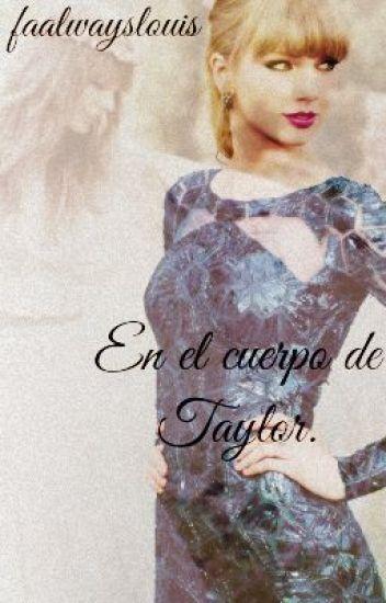 En el cuerpo de Taylor.