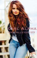 Girl Alpha by NateAlleyne123