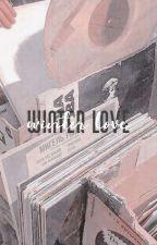 [ winter love ] ; hwang minhyun  by haqitaaa