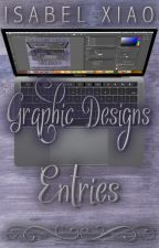 Graphic Designs Portfolio and Shop by isabeltianxiao