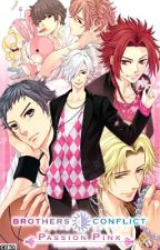Brothers Conflict: Passion Pink[FIXING] by otakuwaii