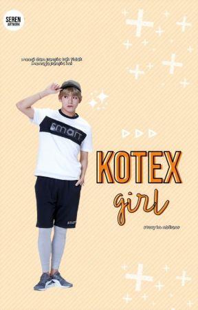 kotex ▶️ taehyung by -baecorn