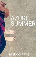 Azure summer by lisasbooktime