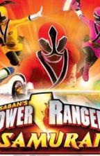 The Prophecy (A Power Rangers Samurai Fan Fic) by darkwolf467