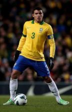 Modern Angel ↺ Thiago Silva  by beckerxy