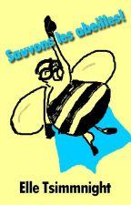 Sauvons les abeilles! by Sunnightmist