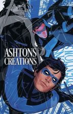 ASHTONS CREATIONS→ GRAPHIC PORTFOLIO by sebstab