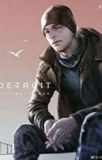 Connor x Reader by Ciniffy