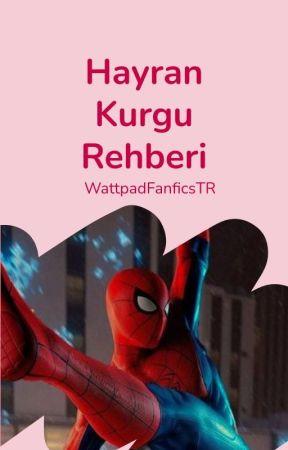 Hayran Kurgu Rehberi by WattpadFanficsTR