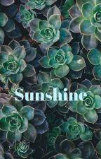 sunshine ; skylox au by AlexCantWrite