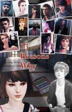 13 Reasons Why (K A T E  M A R S H) Life is strange by animeandgamingnerd