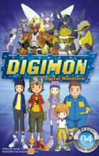 Digimon Frontier by gamerkid334