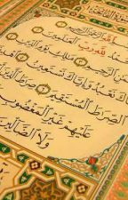 Qur'anic Reflections by Ataxic101