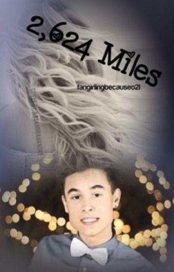 2,624 Miles (Kian Lawley Fanfic)