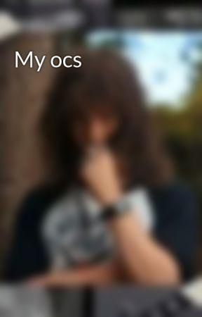 My ocs by satanhound