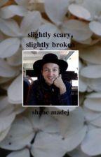 [✓] slightly scary , slightly broken . || s.m. by romantickeroppi