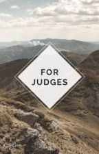 Announcements for Judges by PossibilityAwards1