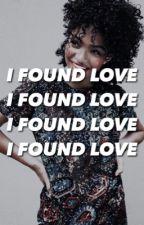 I FOUND LOVE ; LUCAS SCOTT. by nicholasscratchs