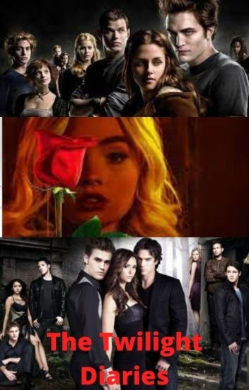 The Twilight Diaries (under editing)