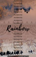 Rainbow - BTS by hooverssweaterpaws
