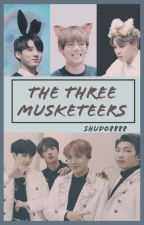 The Three Musketeers/ Moving To Ao3, Will Delete My Account Here Soon by shudo8888