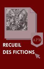 Recueil Des Fictions - Nos Conseils Lectures by Au_Pays_Marvelous