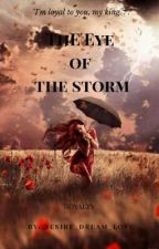 The eye of the storm  by Desire_dream_love