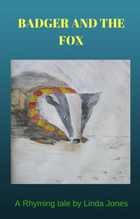 Badger and The Fox by lindajonesAuthor